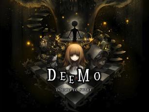 ピアノを弾いているかのような音ゲー「Deemo」評価は10点